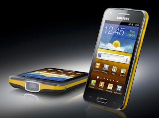 harga baru dan bekas hape Samsung I8530 Galaxy Beam, ponsel android layar paling besar, gambar handphone android Samsung I8530 Galaxy Beam dual core, review lengkap spesifikasi detaill Samsung I8530 Galaxy Beam
