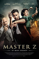 Master Z: The Ip Man Legacy (2018) Dual Audio [Hindi-English] 720p BluRay ESubs Download