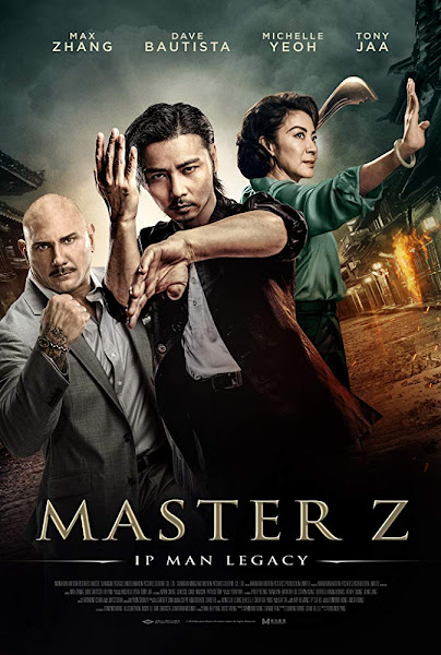 Master Z: The Ip Man Legacy (2018) Full Movie English 720p BluRay ESubs