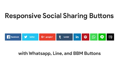 Responsive buttons with whatsapp line and bpm