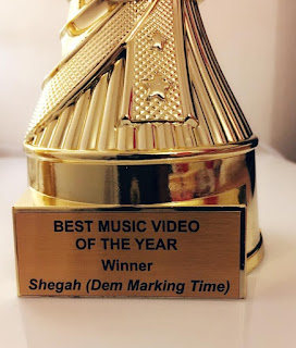 Dancehall diva Shegah bags three International awards