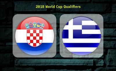 Phân tích trận Croatia vs Hy Lạp, 2h45 ngày 10/11 (Play-off vòng loại World Cup 2018).