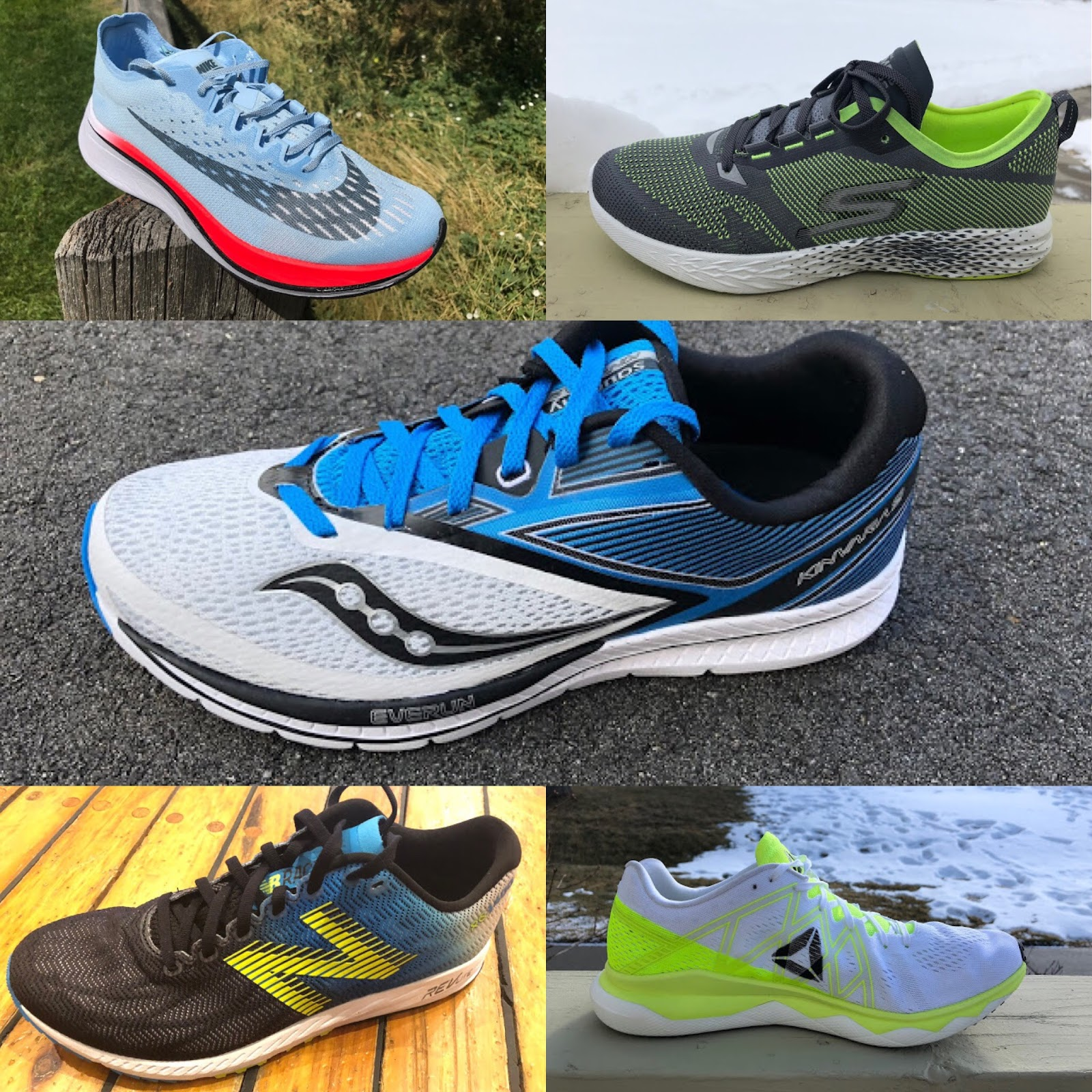 999dee15301d Road Trail Run  The 5 Best Light Performance Trainer   Road Racing ...