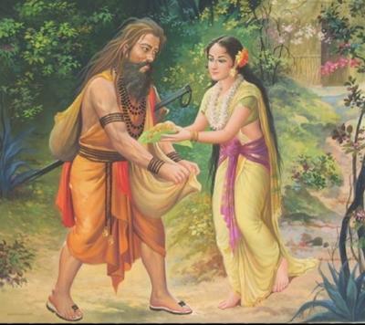 হাসির গল্প, সীতাহরন