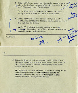 English Literature A Level Paper 1977
