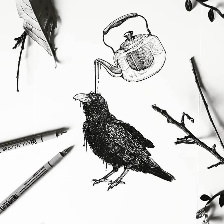 08-Coffee-shower-Juan-Velilla-Drawings-www-designstack-co