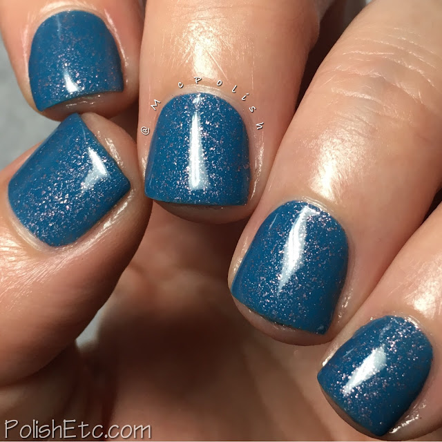 Takko Lacquer - Boys Tears - McPolish