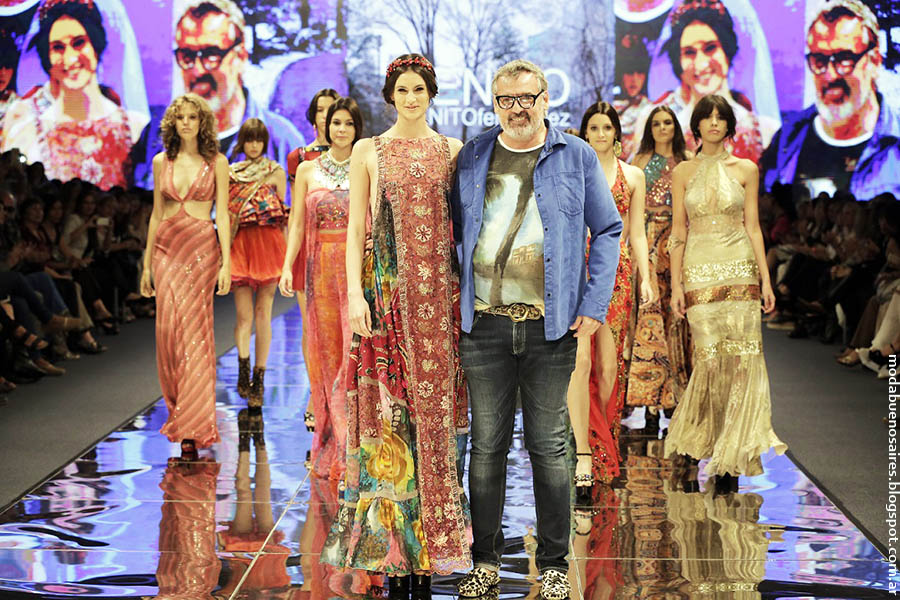 BENITO FERNÁNDEZ otoño invierno 2016 (Haute Couture) para Edición Especial FUCA, Cuidarse está de Moda.