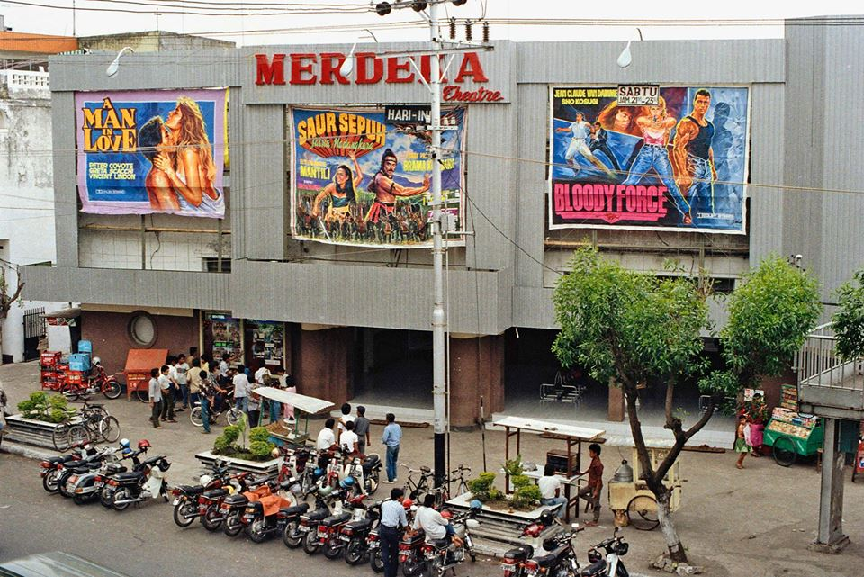 Kota cinema mall jadwal