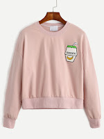 http://es.shein.com/Pink-Drop-Shoulder-Embroidered-Sweatshirt-p-305996-cat-1773.html?aff_id=8741