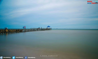 Pantai Auri Sepinggan Balikpapan Mari NGEtrip