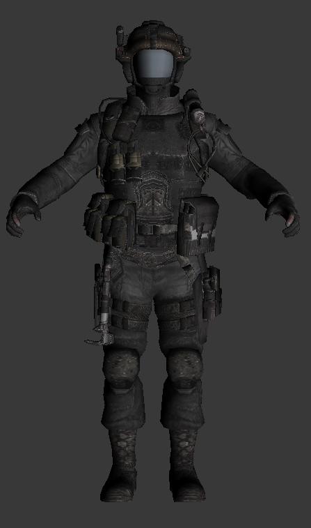 GTA SA Black Ops II Secret Service  Gta Sa Mods Collection