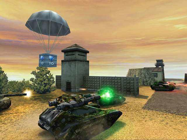 Download permainan tank baja