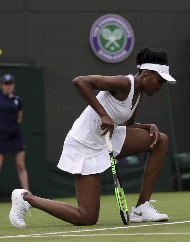Venus Williams Breaks Down in Tears, While discussing Car Crash that Killed a 78-year Old Man