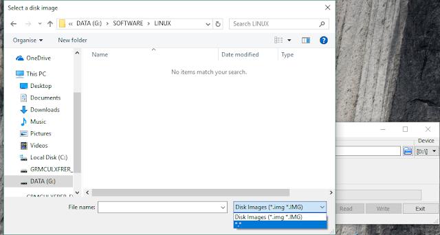 Cara Membuat Bootable Kali Linux Menggunakan FlashDisk (USB Drive)