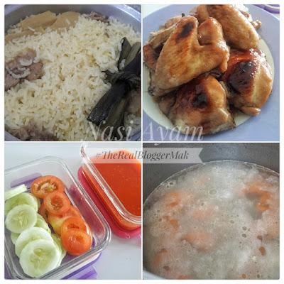 Resepi nasi ayam sedap dan mudah