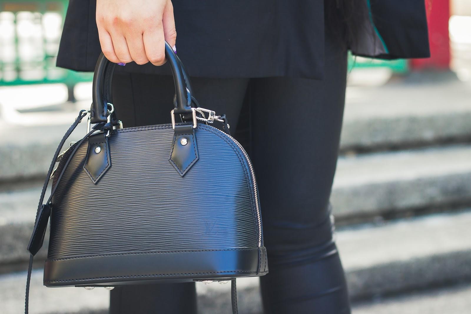 louis vuitton seattle fashion blogger