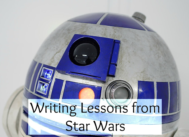 Writing Lessons from Star Wars