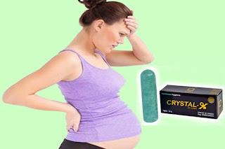 crystal x tidak aman untuk ibu hamil, hanya boleh untuk program kehamilan saja