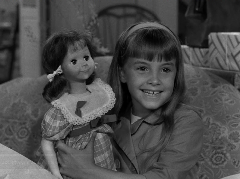 "Noblemania: ""The Twilight Zone"" interview: ""Little Girl ..."