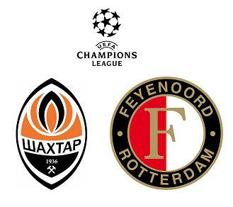 Shakhtar Donetsk vs Feyenoord match highlights