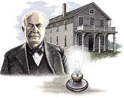Thomas Edisonun hayati