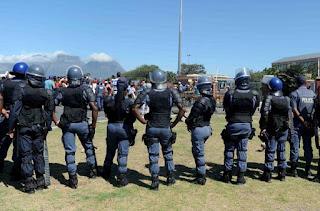 CPUT campus suspends academic activities until Monday over violence