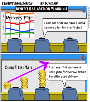 Project Benefit Realisation Planning