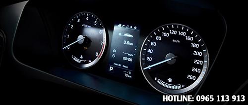 Tap lo Hyundai Sonata Hải Phòng