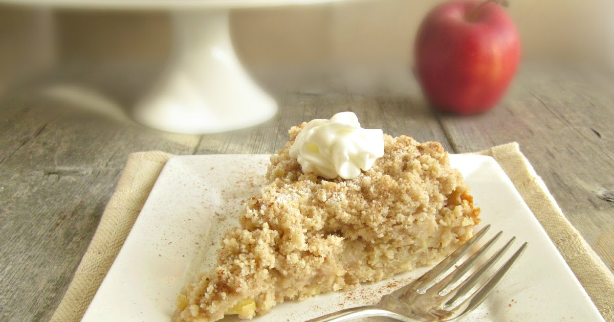 Jewish Apple Crumb Cake Recipe