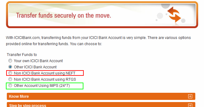 Difference between NEFT and RTGS or IMPS Interbank Fund transfer | NRI Banking and Saving Tips