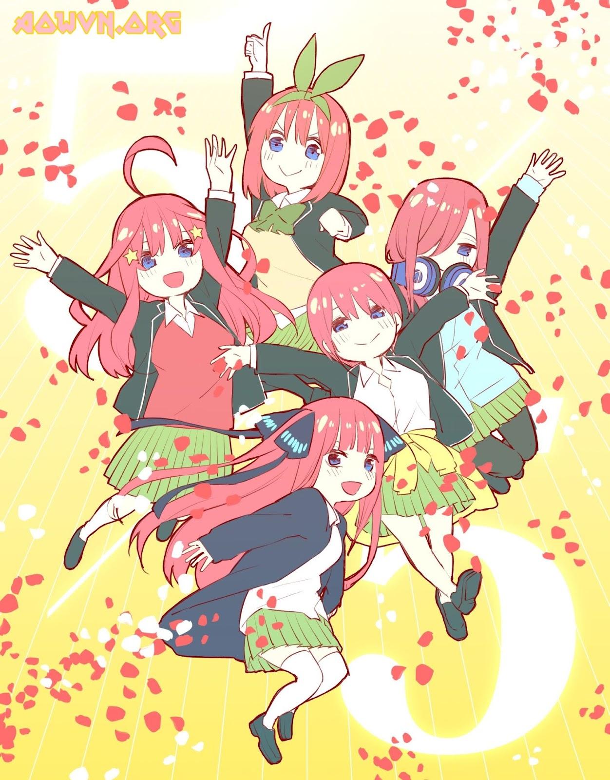 1525536562993 - [ Anime 3gp Mp4 | Ep 2 ] Gotoubun no Hanayome - Vietsub - Cực hay!!