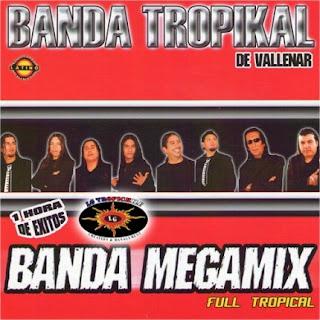 Banda Tropikal de Vallenar megamix