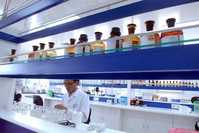 Farmasi dan ilmu keperawatan