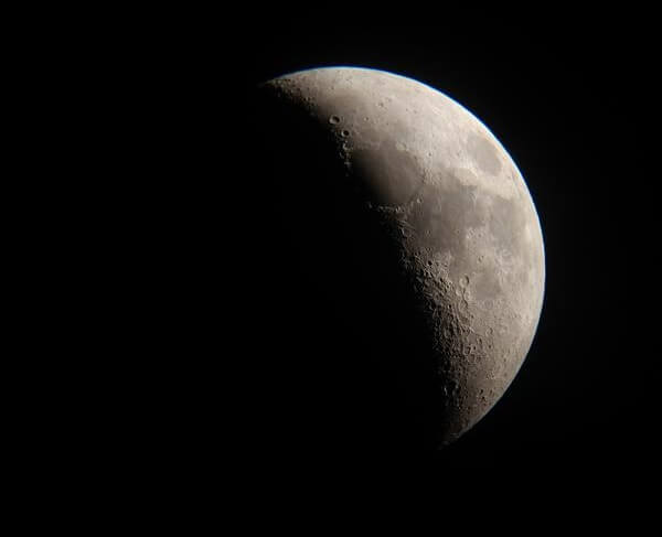 OnePlus 5T Main Camera Sample - Moon