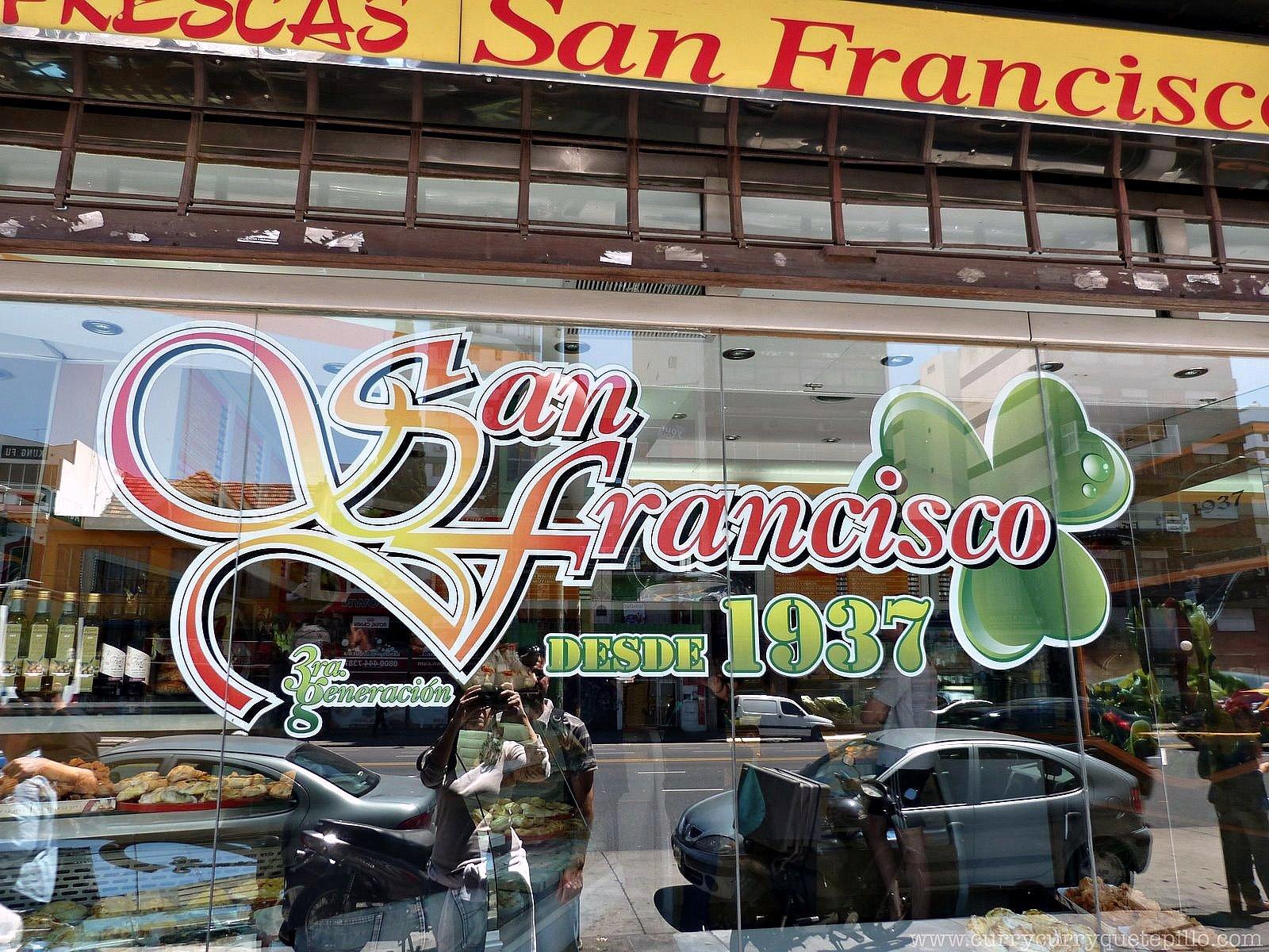 San Francisco, fábrica de pastas (Buenos Aires) - Currycurryquetepillo