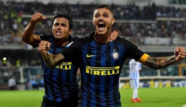 Inter Milan Raih Kemenangan Pertama Di Serie A