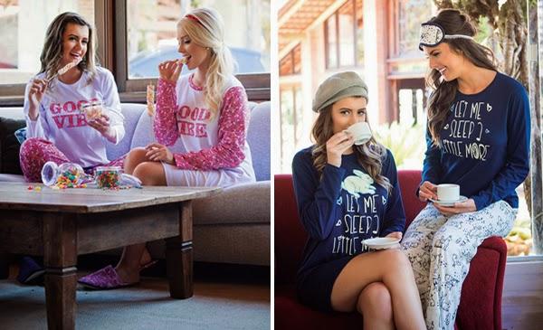 Blog Fabilila  Pijamas Fashion para Mulheres, Homens e Crianças 71343c4582