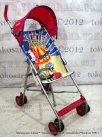 Kereta Bayi BabyDoes D100 Buggy - Leonardo