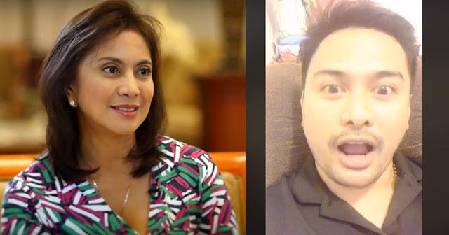 Drew Olivar to Robredo Camp: Madali lang magsampa ng kaso, Ang tanong kaya nyo bang ipanalo?