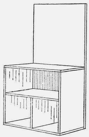 A Doll's Dresser.