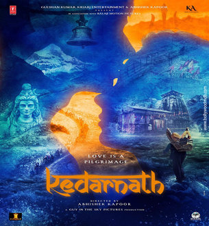 Kedarnath 2018 Movie Poster