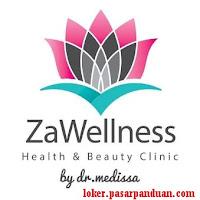 lowongan kerja Palembang terbaru ZA Wellness Clinic mei 2019 (2 posisi)