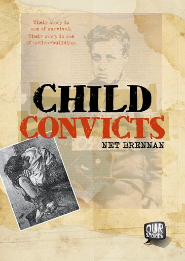 Kids' Book Review: Review: Child Convicts (Our Stories)