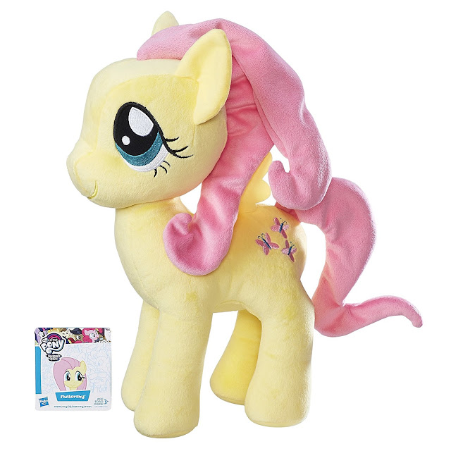 2017 My Little Pony Plushie Fluttershy