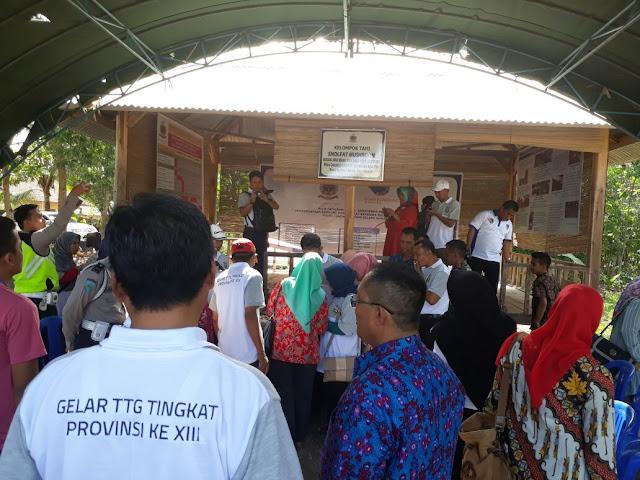 17 Kabupaten/Kota Se-Sumsel terinspirasi Binaan CSR Sampoerna Agro