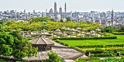 حدائق القاهرة