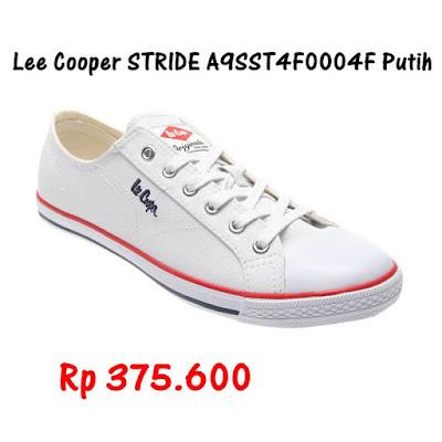 Lee Cooper Stride Putih