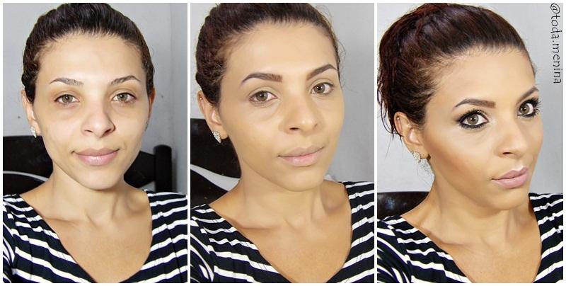Maquiagem-blog-Todamenina- Esfumado na diagonal-maquiagem tons neutros-make-make diva-make baphônica-make noiva