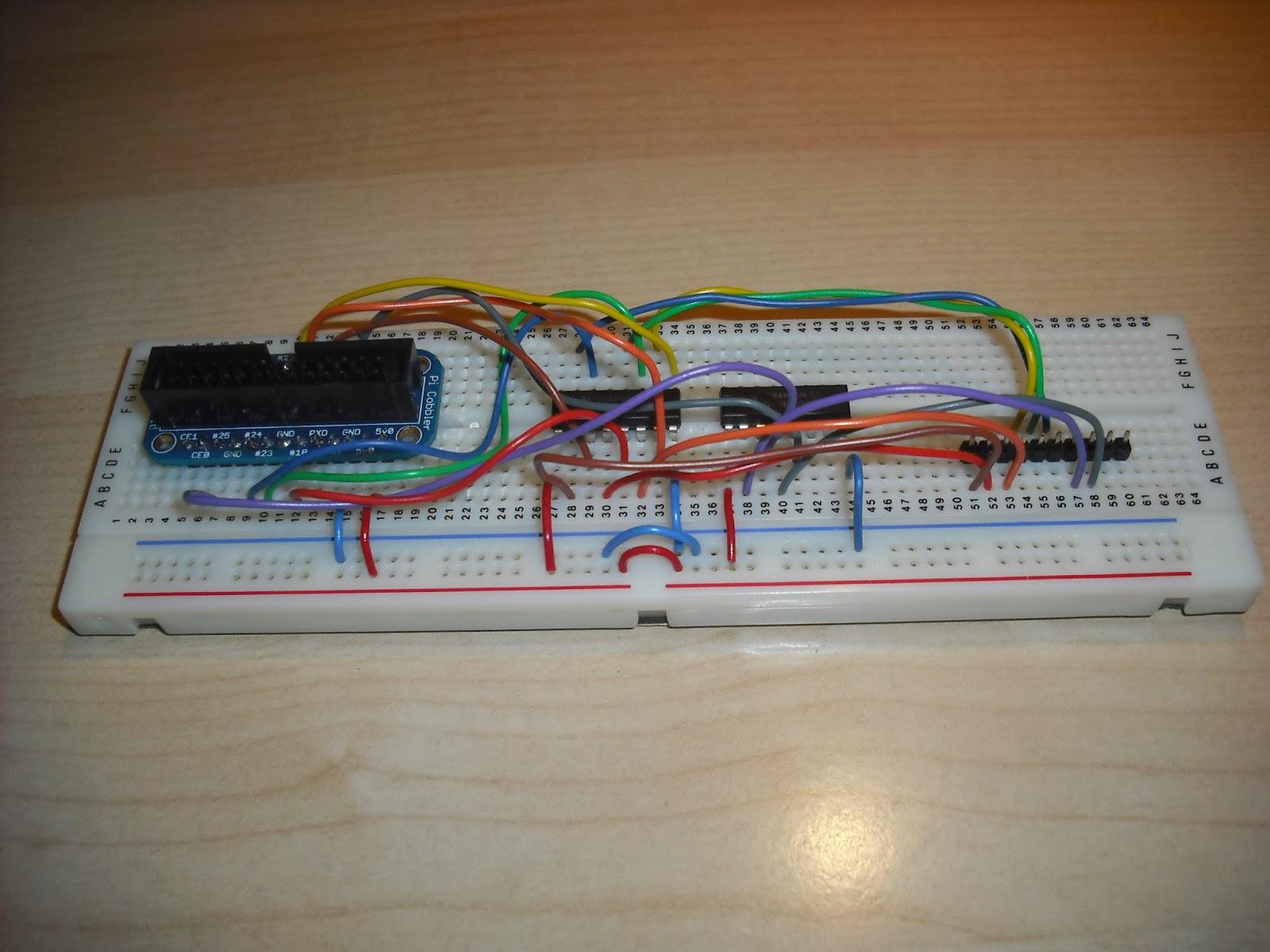 Rpi Gpio Interface Circuits Elinuxorg